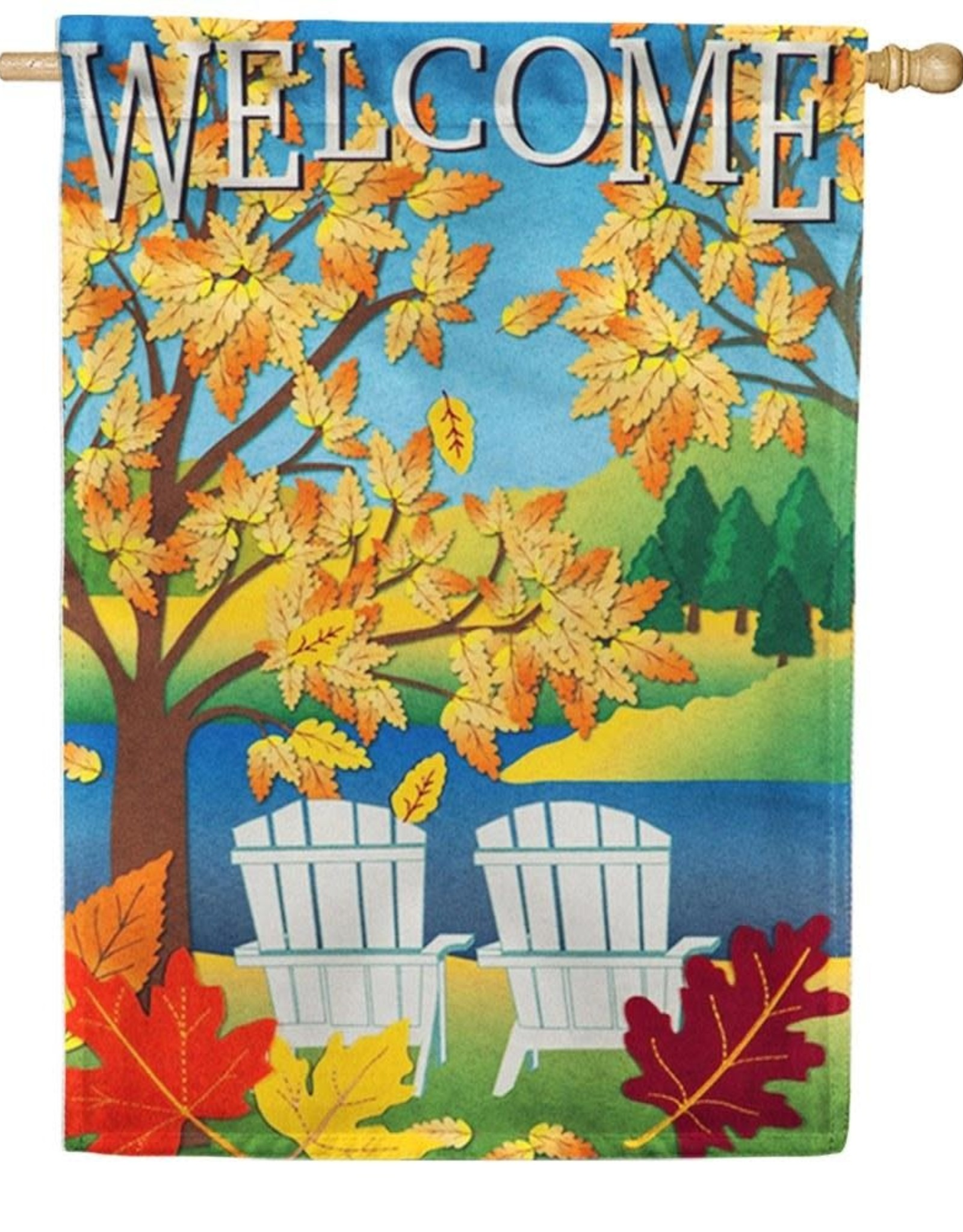 Evergreen EV Fall Adirondack