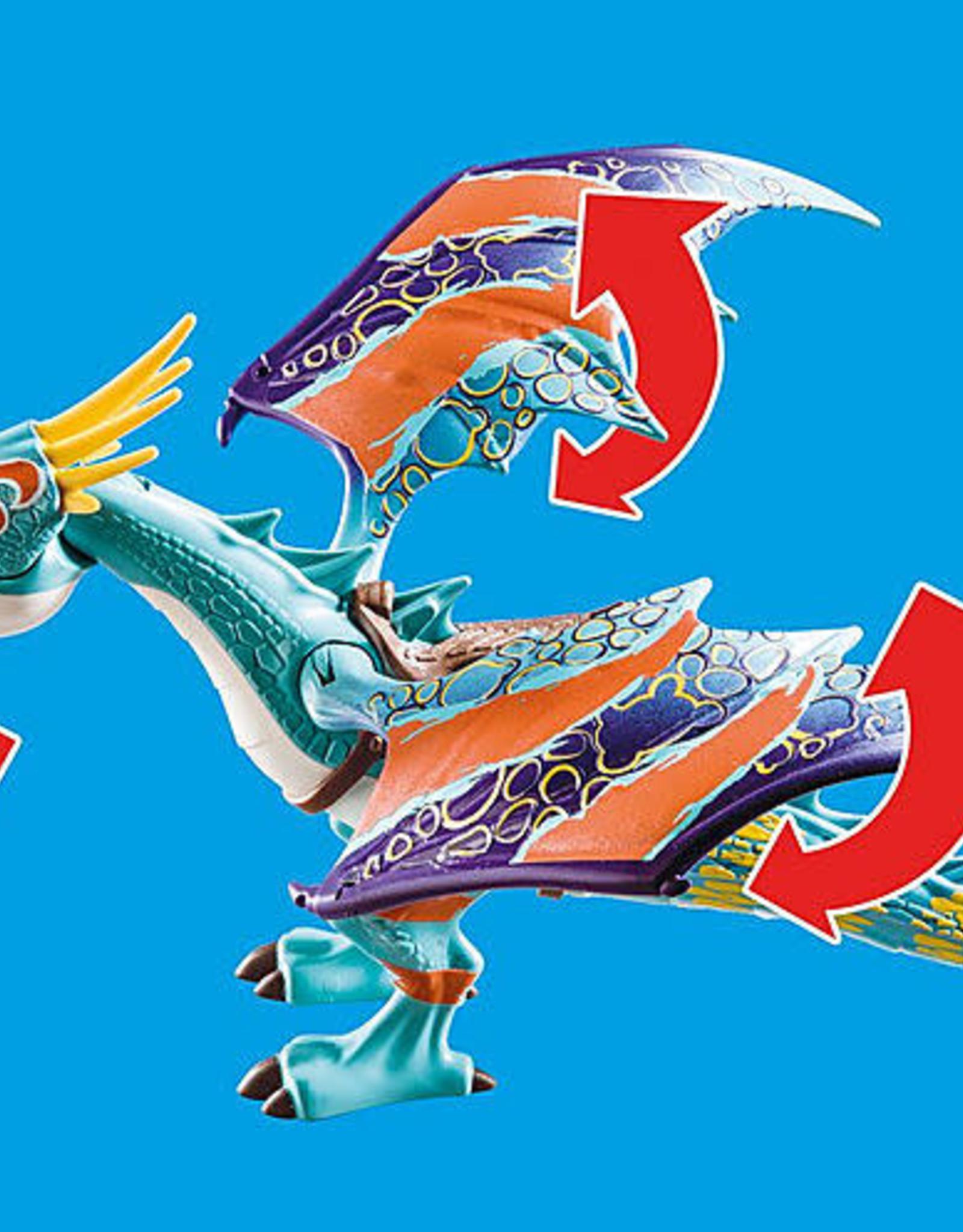 Playmobil PM Dragon Racing: Astrid and Stormfly