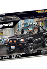 Playmobil PM Back to the Future Pick Up Truck