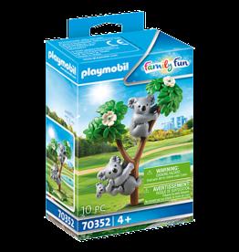 Playmobil PM Koalas with Baby