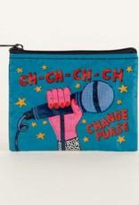 Blue Q Coin Purse Ch-Ch-Change Purse