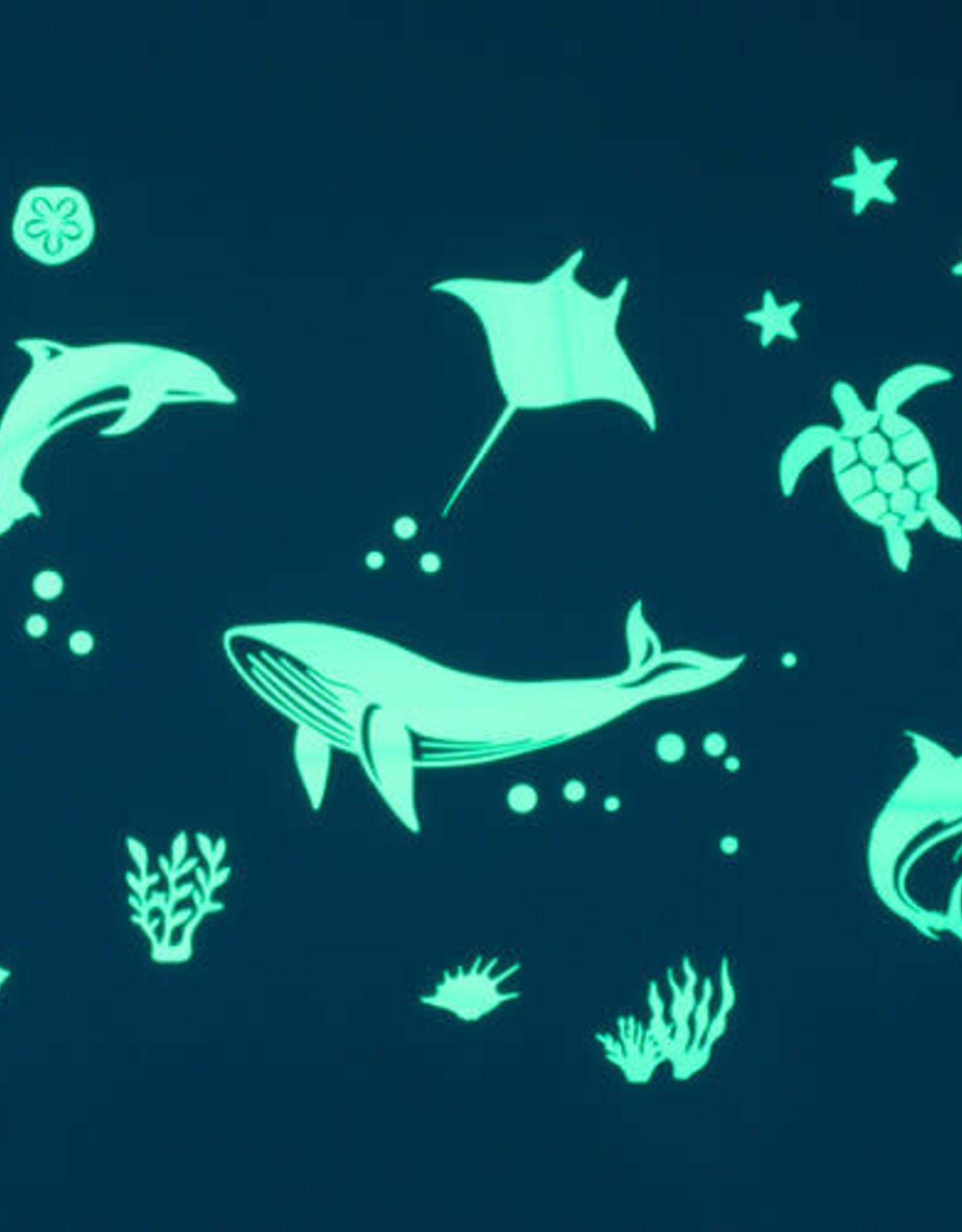 GloPlay Decals Glow in the Dark Sea Life