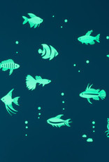 GloPlay Decals Glow in the Dark Tropical Fish