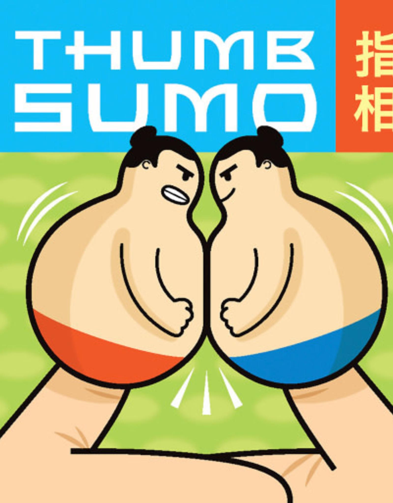 Hachette Mini Kit Thumb Sumo Wrestling