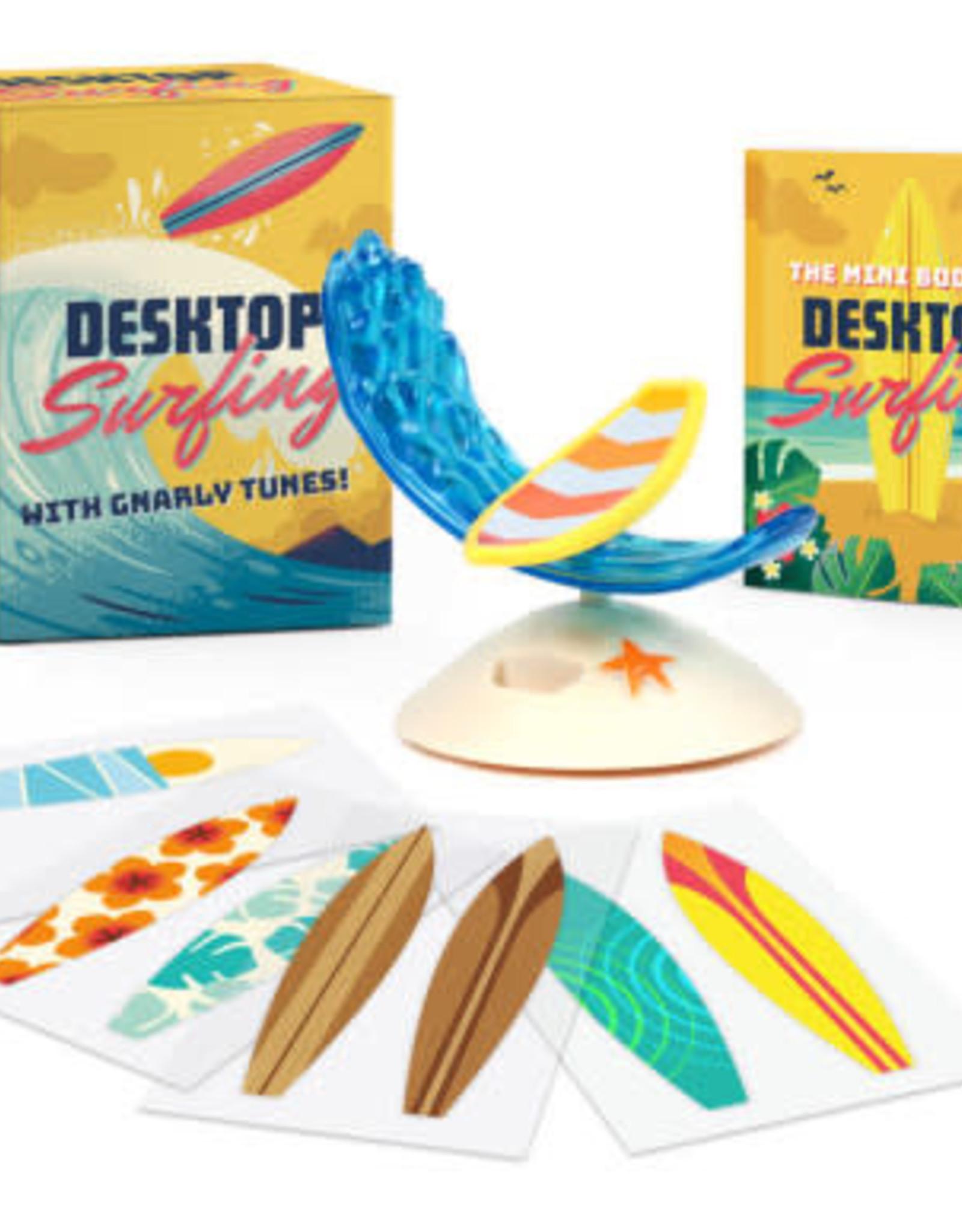 Hachette Mini Kit Desktop Surfing