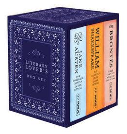Hachette Mini Kit Literary Lover's Box Set
