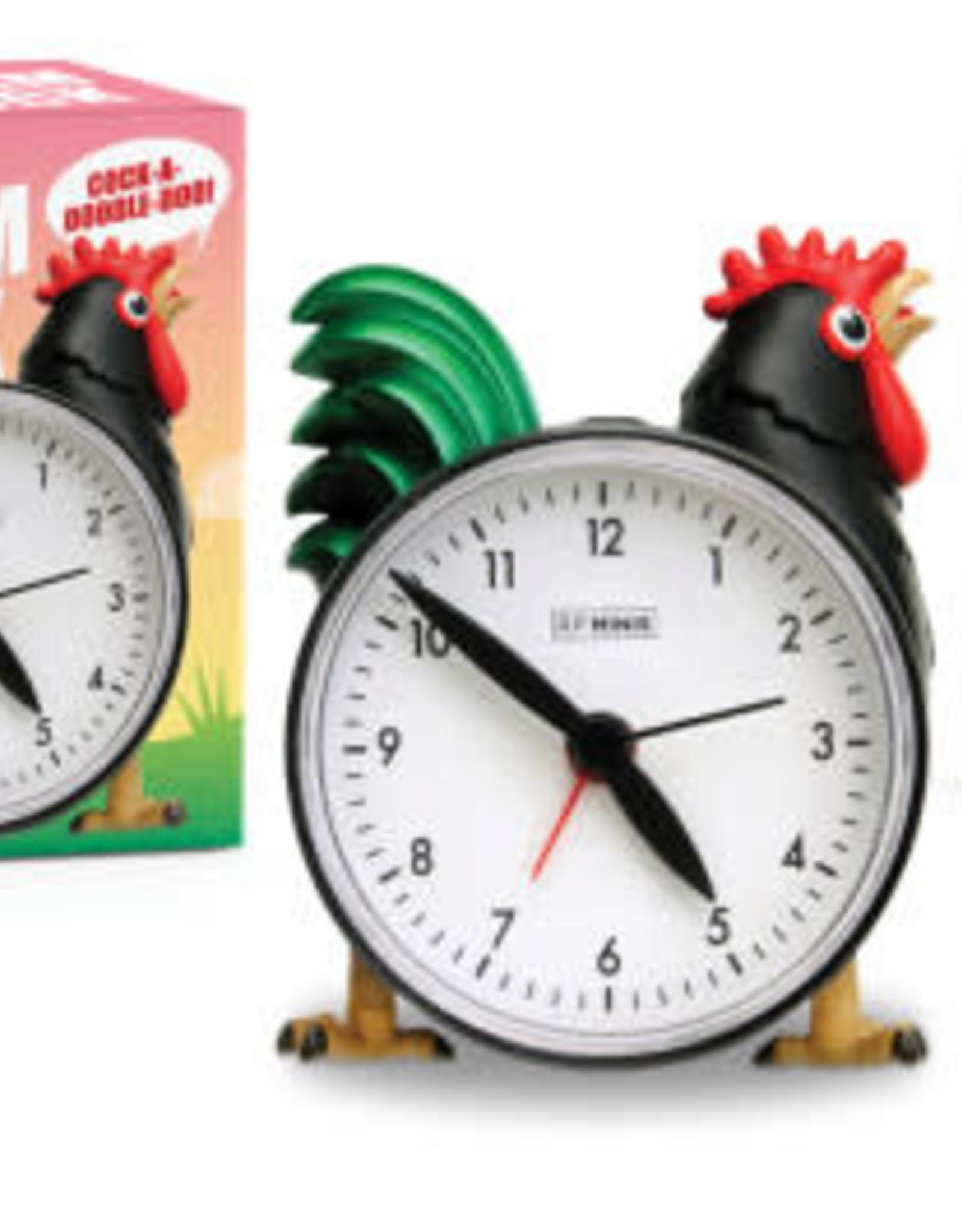 Hachette Mini Kit Alarm Clock Rooster