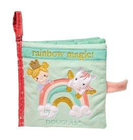 Douglas Cloth Activity Book Rainbow Magic