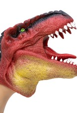 Schylling Hand Puppet Dino Stretchy
