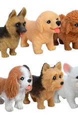 Schylling Pocket Pups Squishy Dogs