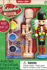 Works of Ahhh Paint Kit Nutcracker Drummer
