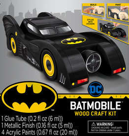 Works of Ahhh Paint Your Own Batmobile