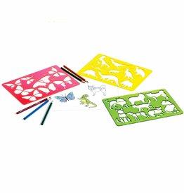 Schylling Stencil Kit