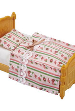 Calico Critters CC Bed & Comforter Set