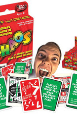 TDS Games Chaos Card Game