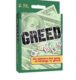 TDS Games Greed Card Game