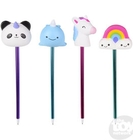 The Toy Network 1 Squishy Top Magical Pen