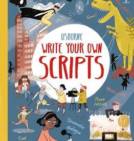 Usborne Write Your Own Scripts