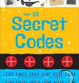 Usborne Secret Codes Book