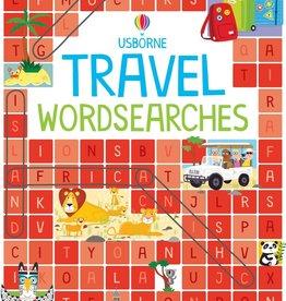 Usborne Wordsearches Travel
