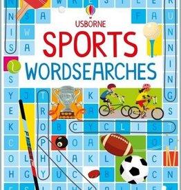 Usborne Wordsearches Sports