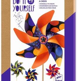 Djeco Craft Kit Pinwheel Spots