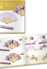 Djeco Craft Kit Woodland Beauty DIY Fan + Case