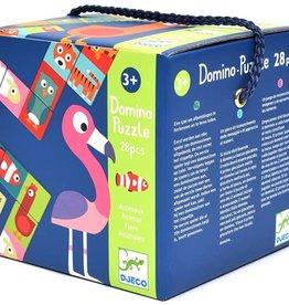 Djeco Domino Game Animo 3+