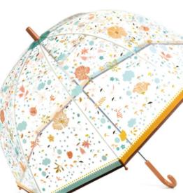 Djeco Umbrella Little Flowers Adult Size