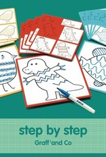 Djeco Learn to Draw Young Artist Step by Step 3+
