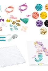 Djeco Craft Kit Artistic Aqua Beads Mermaids