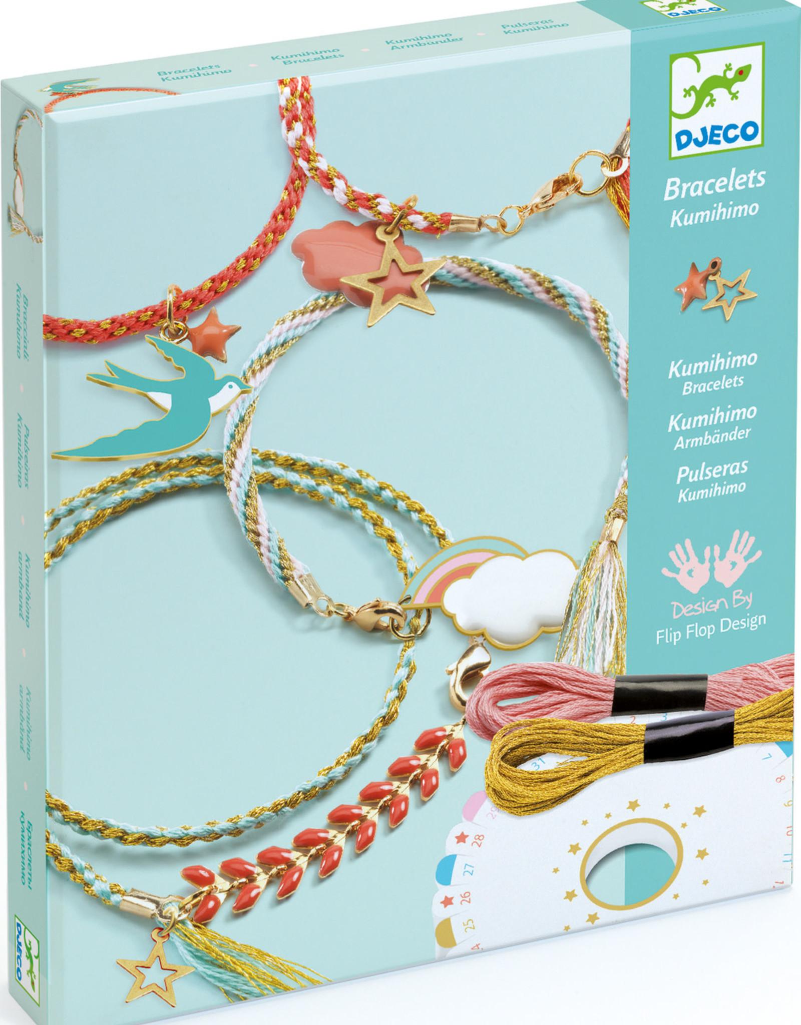 Djeco Craft Kit Celeste Beads Jewelry