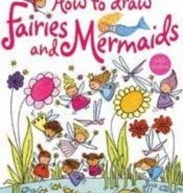 Usborne How to Draw Fairies and Mermaids
