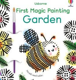 Usborne Magic Painting My First Garden 3+