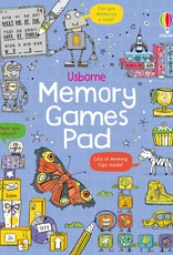 Usborne Memory Games Pad