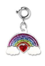 Charm It Charm Glitter Rainbow