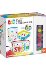 MindWare Craft Kit Paint Your Own Desk Accessories