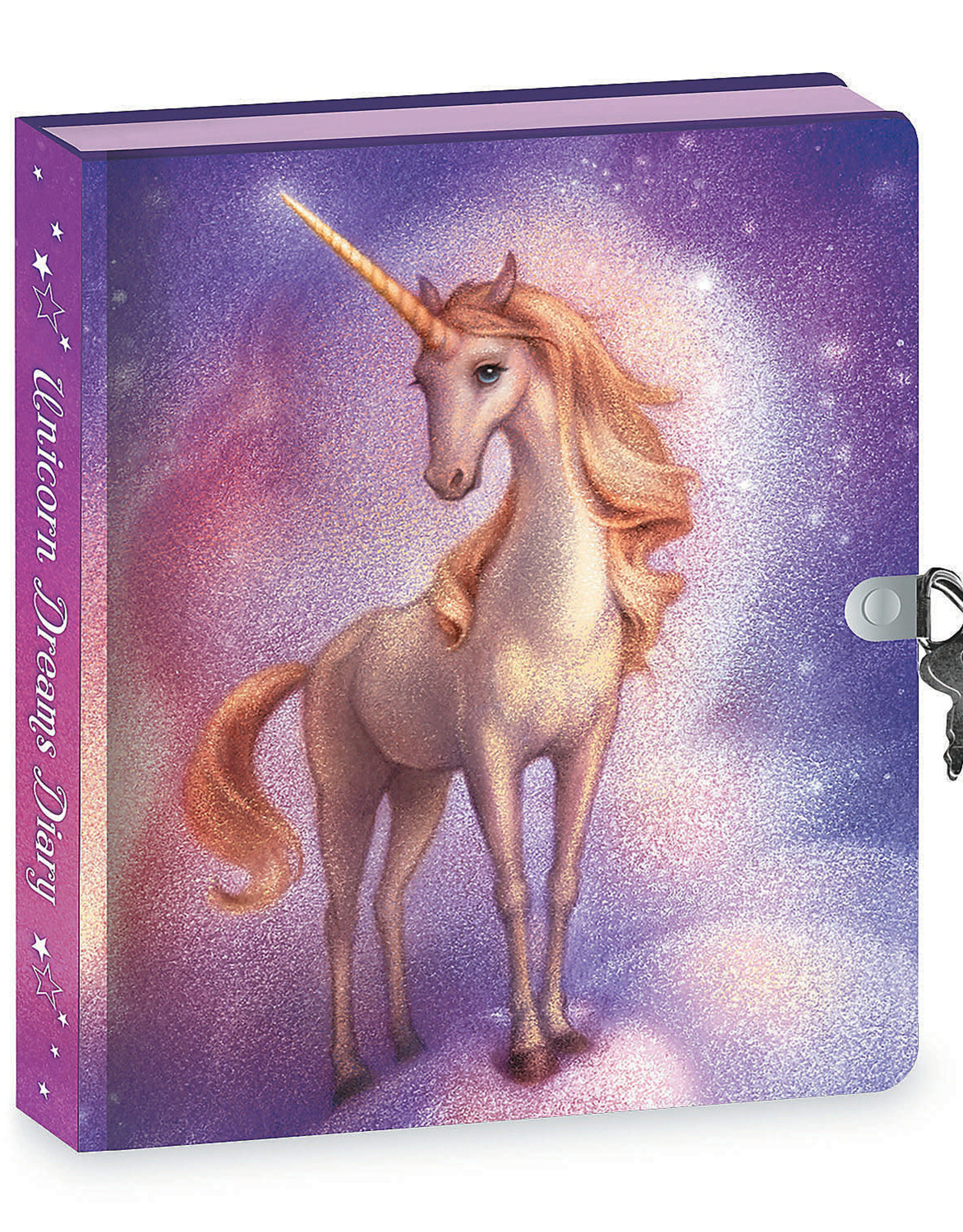 MindWare Diary Invisible Ink Unicorn Dreams