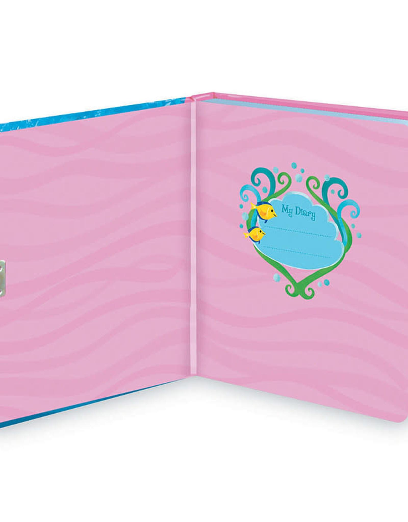 MindWare Diary: Lock & Key Mermaid