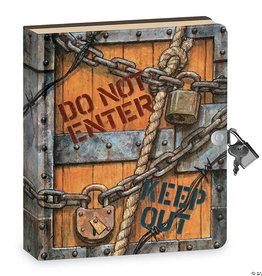 MindWare Diary: Lock & Key: Keep Out
