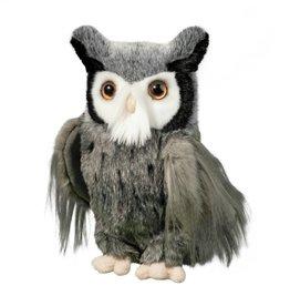 Douglas Owl Samuel Grey Great Horned