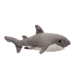 Douglas Shark Bitsy Gray 10in