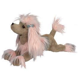 Douglas Dog Zaza Pink Poodle Fur