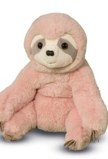 Douglas Sloth Softie Pink