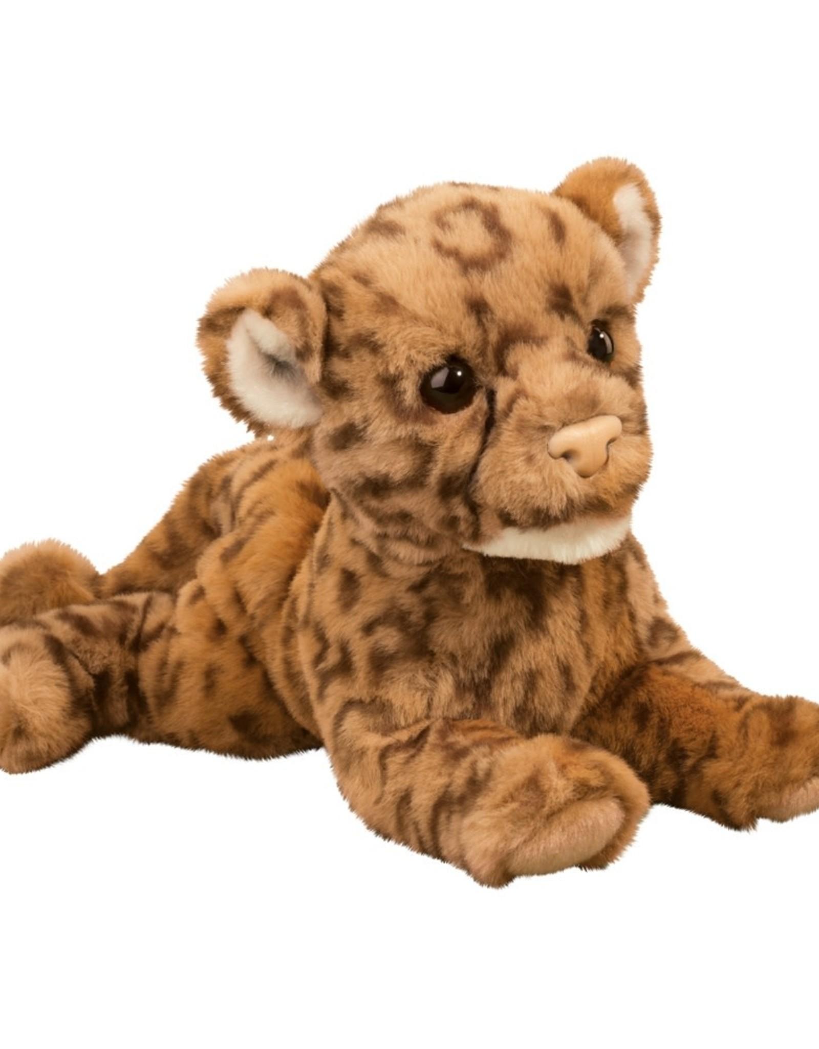 Douglas Leopard Cub Lottie Softie