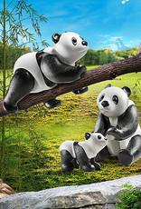 Playmobil PM Pandas with Cubs