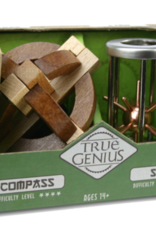 True Genius Brainteaser Chinese Mini 2-Pack