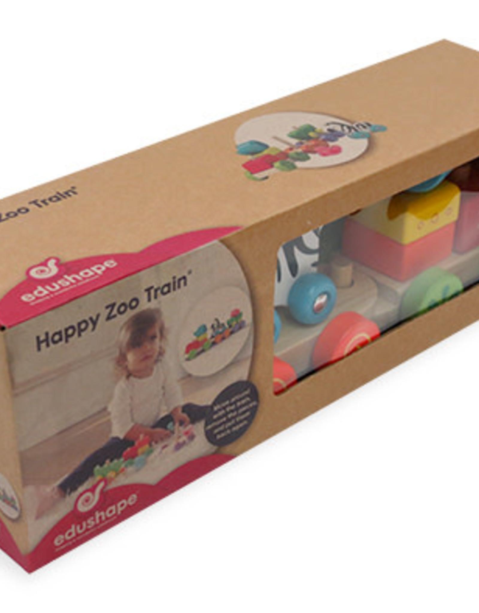 Edushape Happy Zoo Train