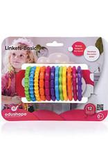 Edushape Linkets Basic Baby Rings