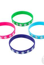 The Toy Network 1 Unicorn Silicone Bracelet